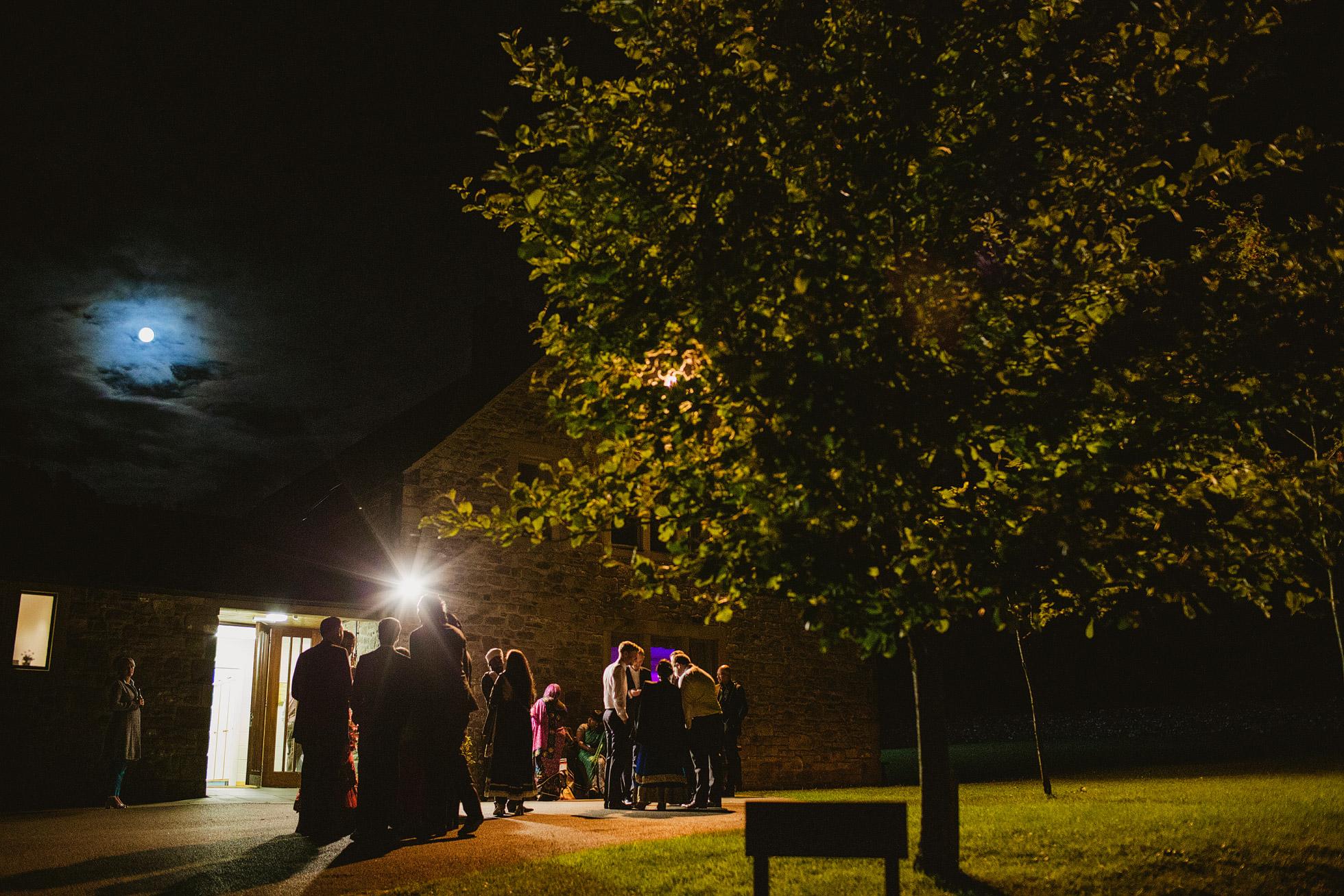 Cracoe Village Hall Wedding Photographer