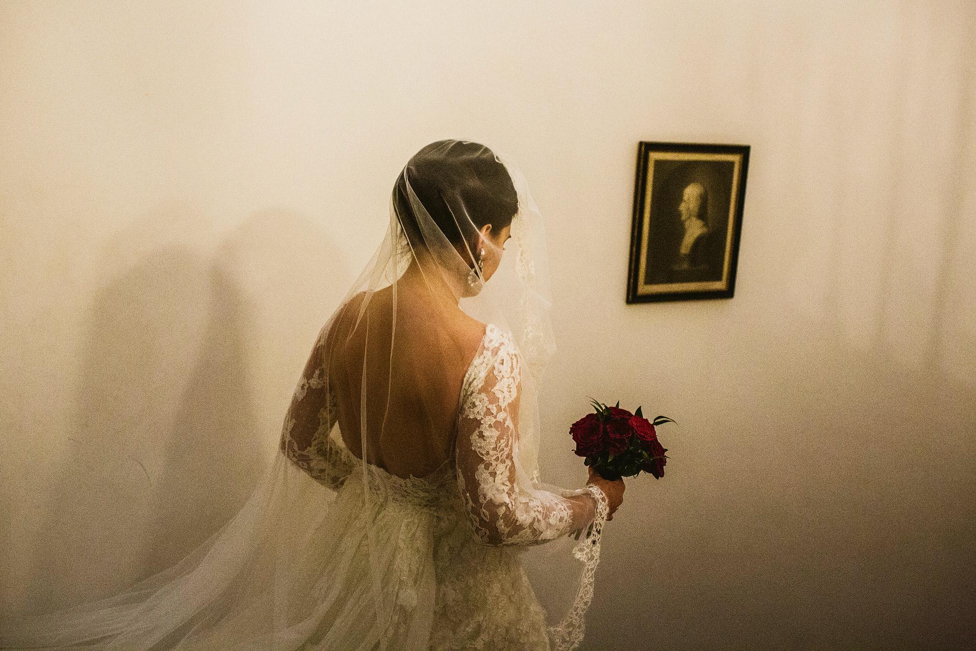 Wynyard Hall Wedding Ceremony
