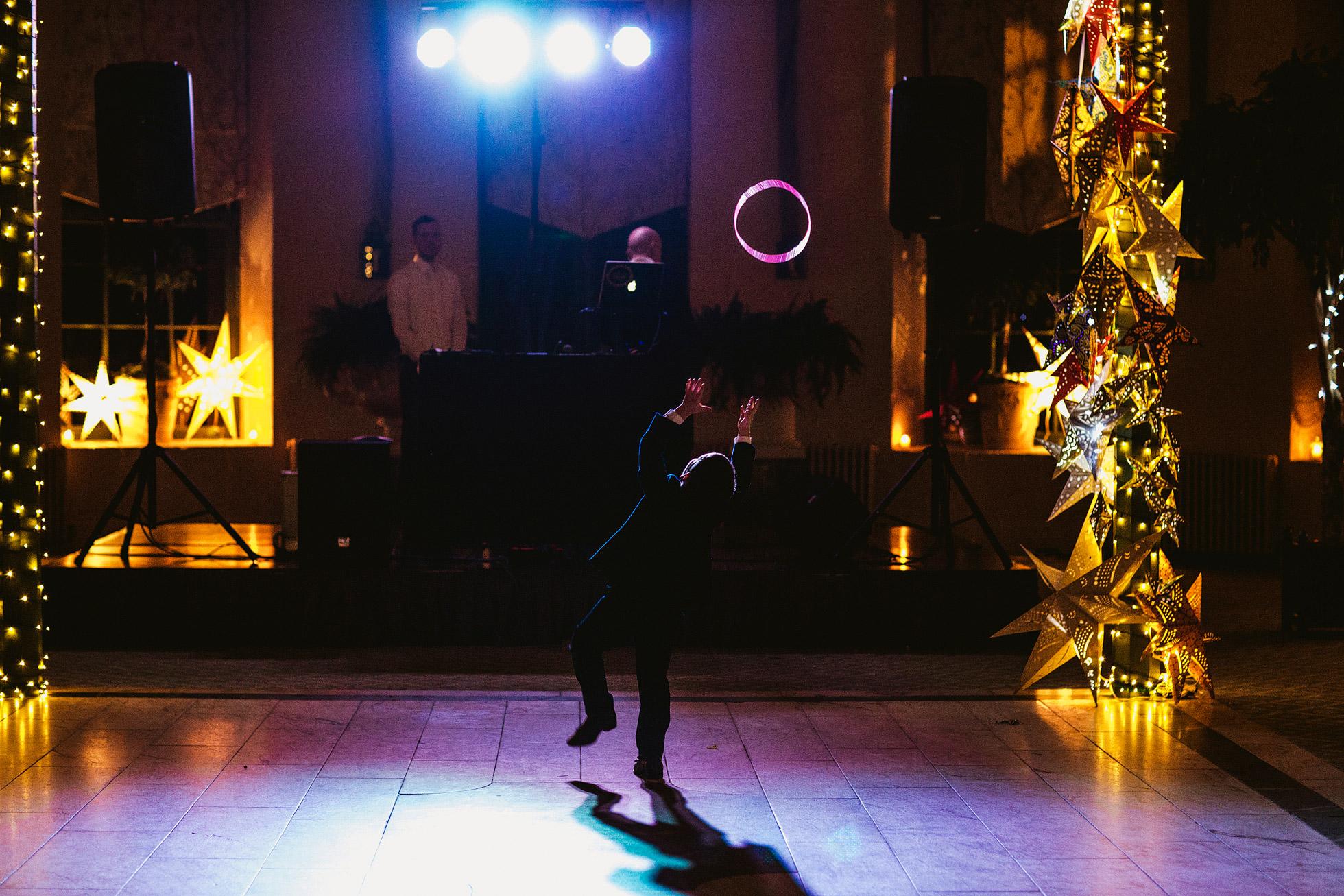 Wynyard Hall Dance Floor