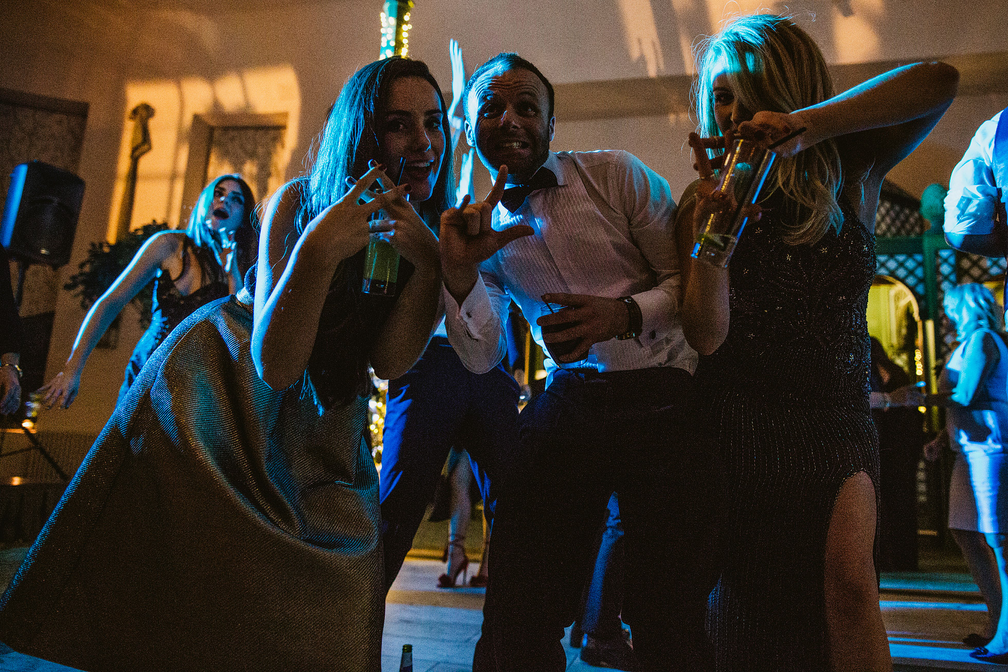 Wynyard Hall Dance Floor Fun