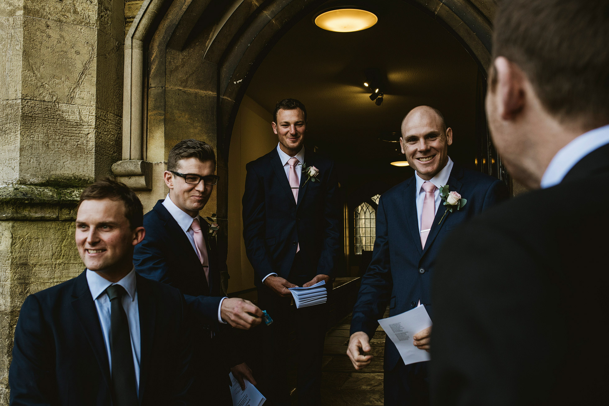 Yorkshire Wedding Ceremony