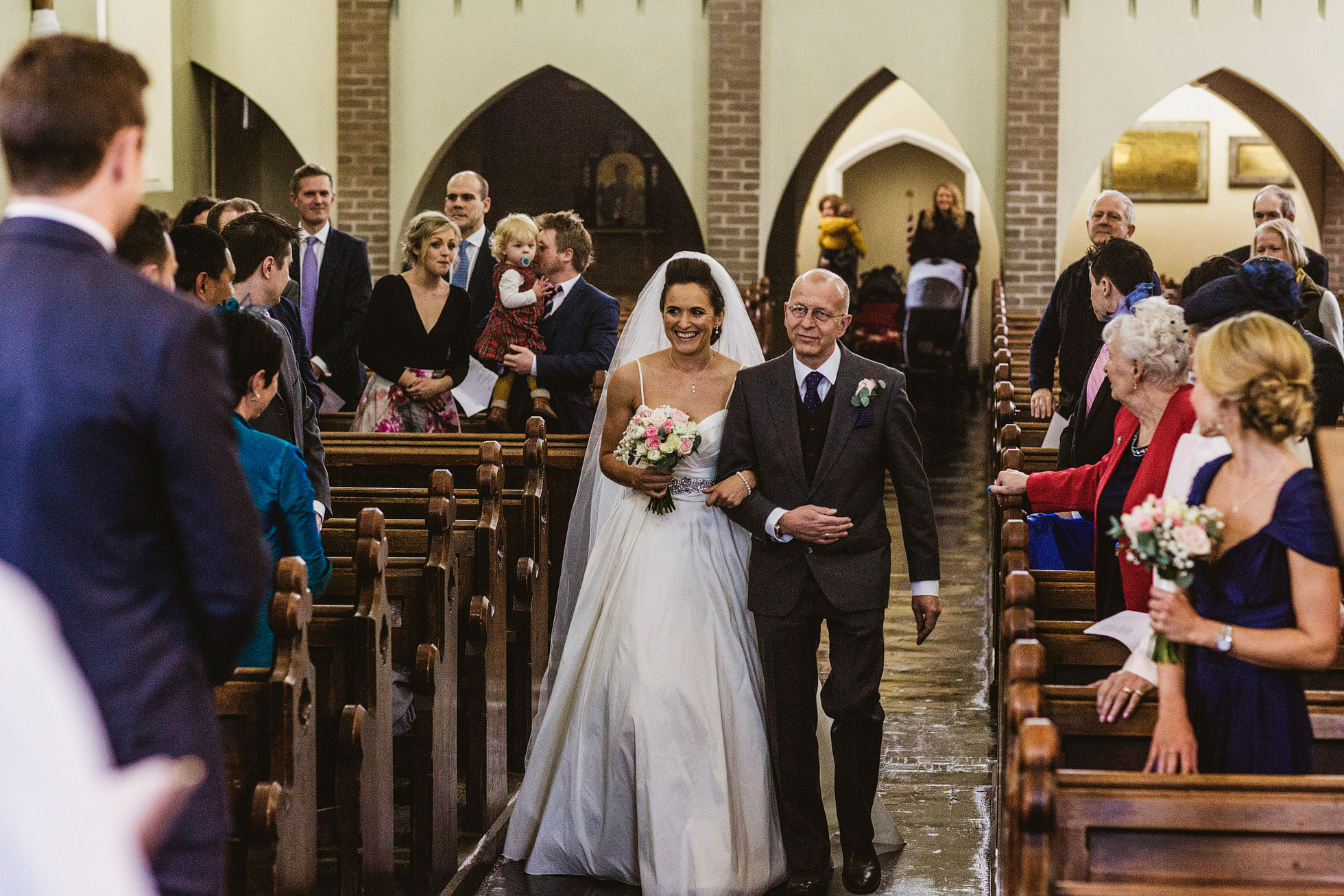 The Entrance of the Bride