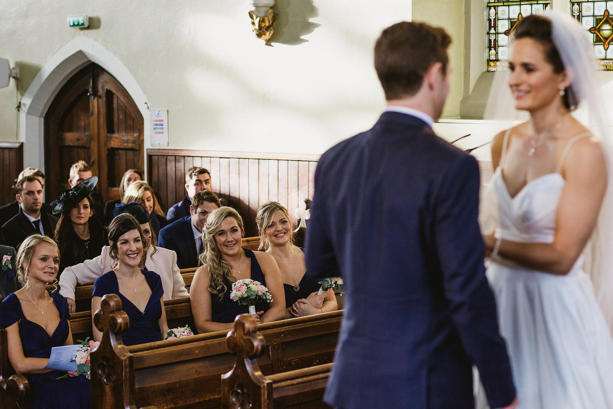 St Peters School York Wedding Ceremony