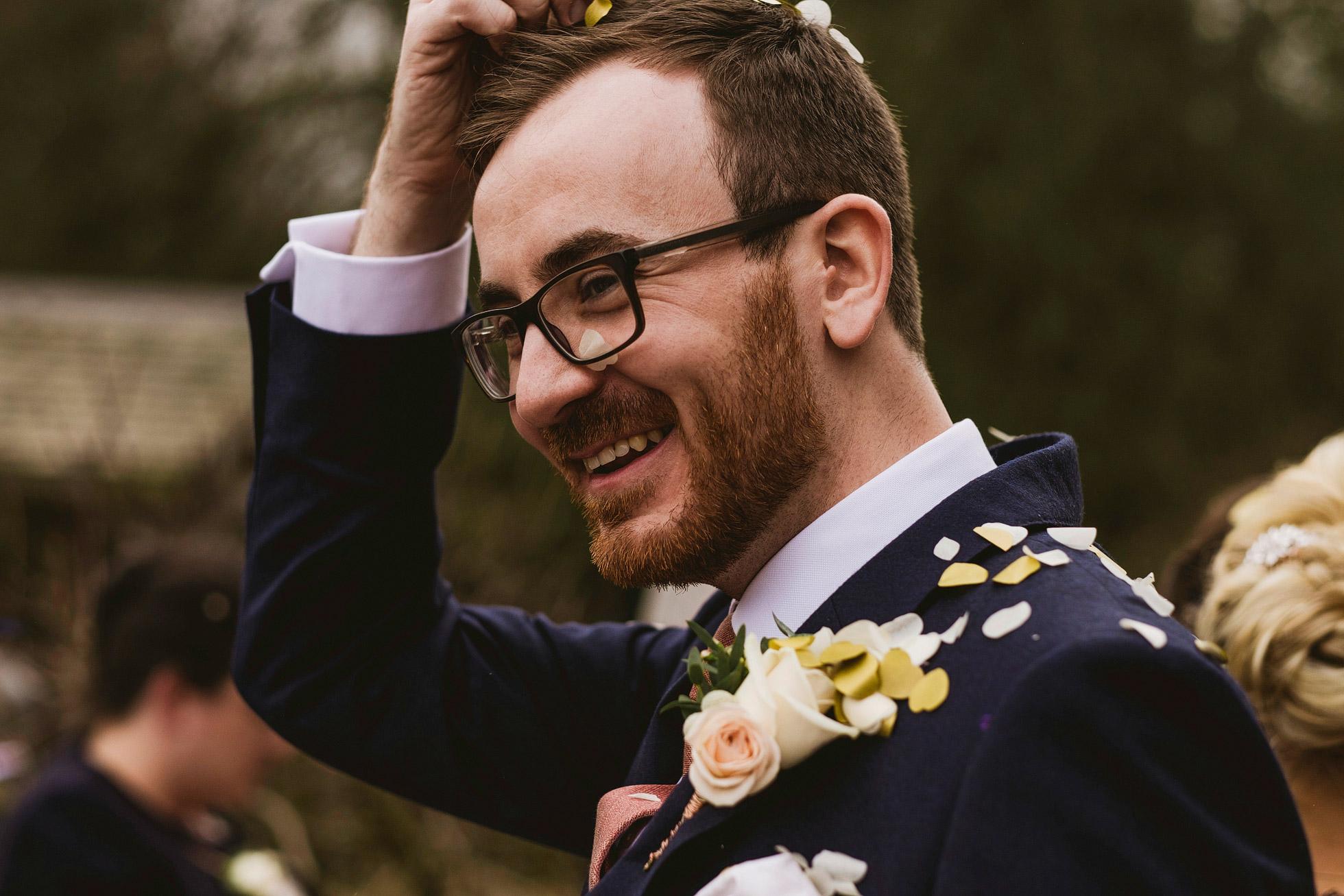 Middleton Lodge Wedding Ceremony