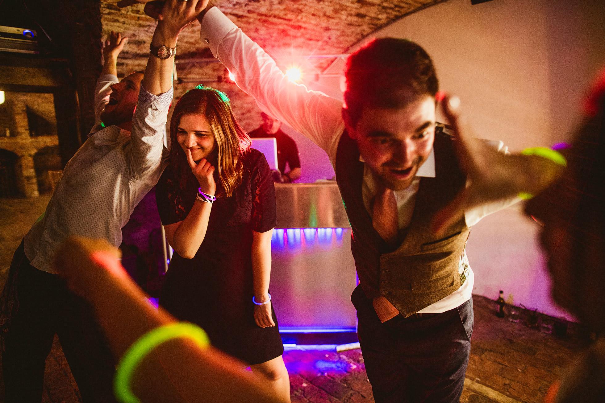 Middleton Lodge Dance Floor