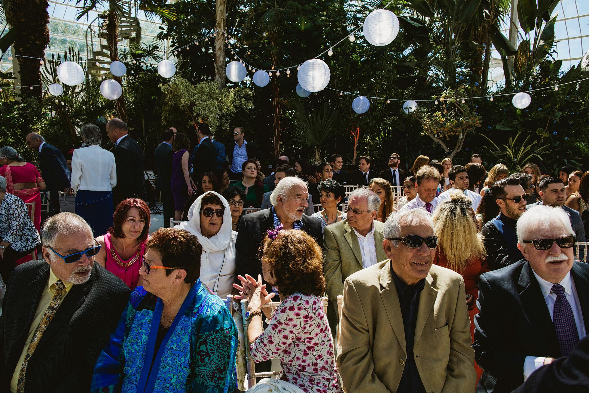 Titanic Hotel and Sefton Park Palm House Weddings