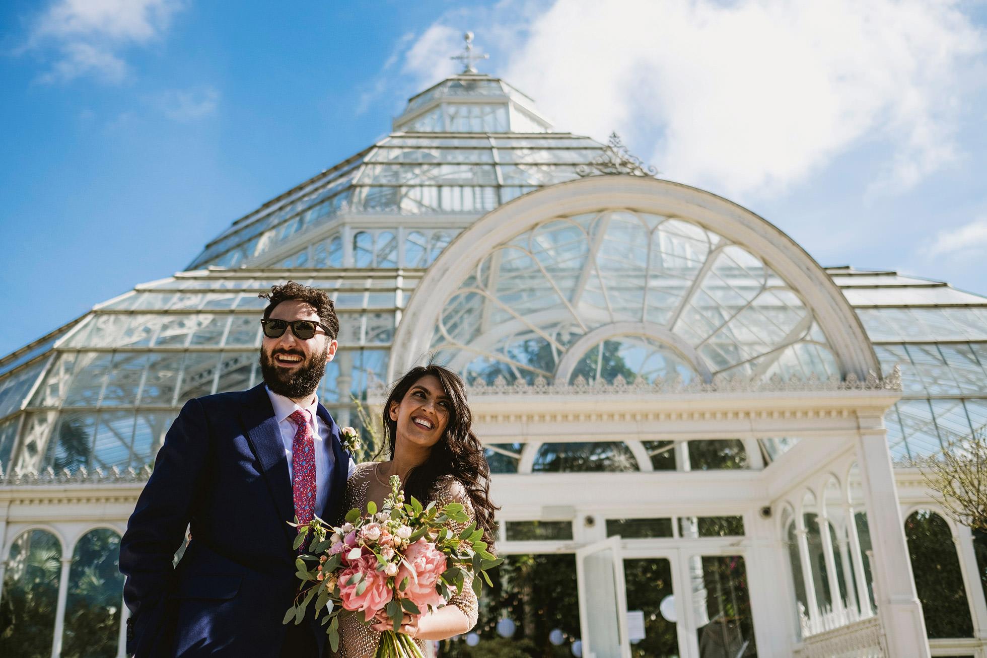 titanic hotel sefton park palm house wedding photography
