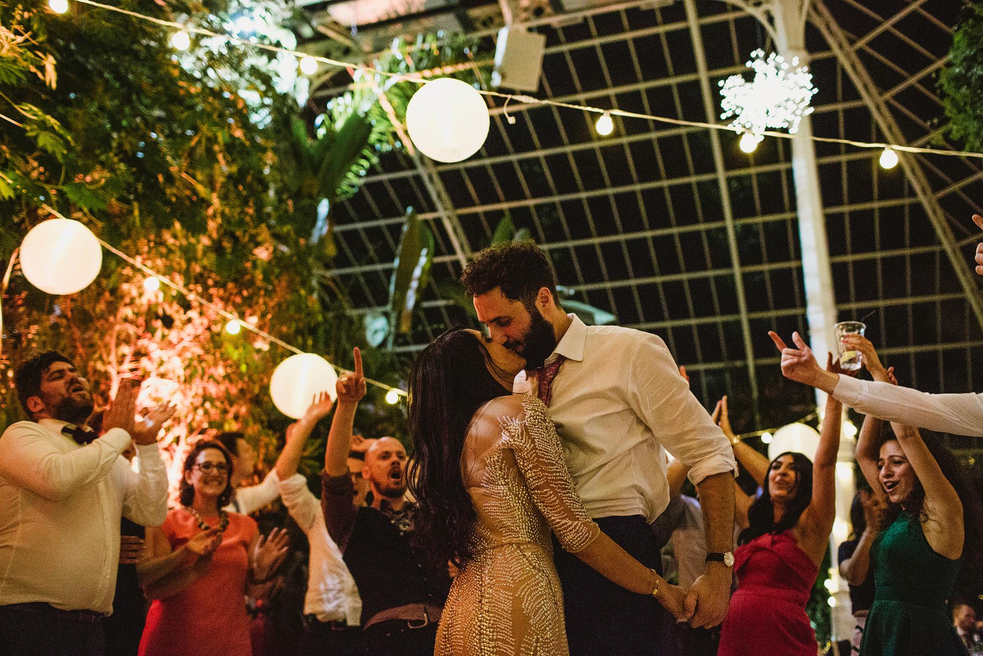 Sefton Park Palm House Wedding Receptions