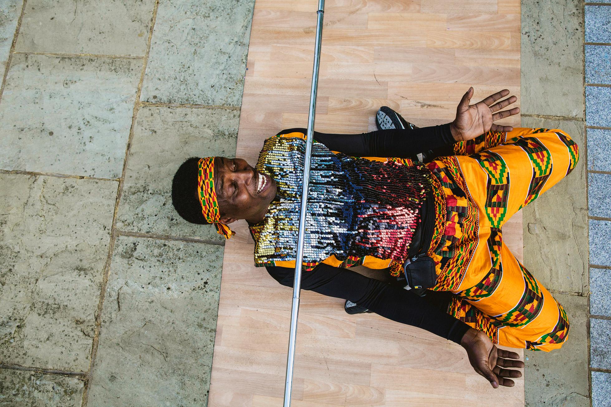 African Wedding Performers