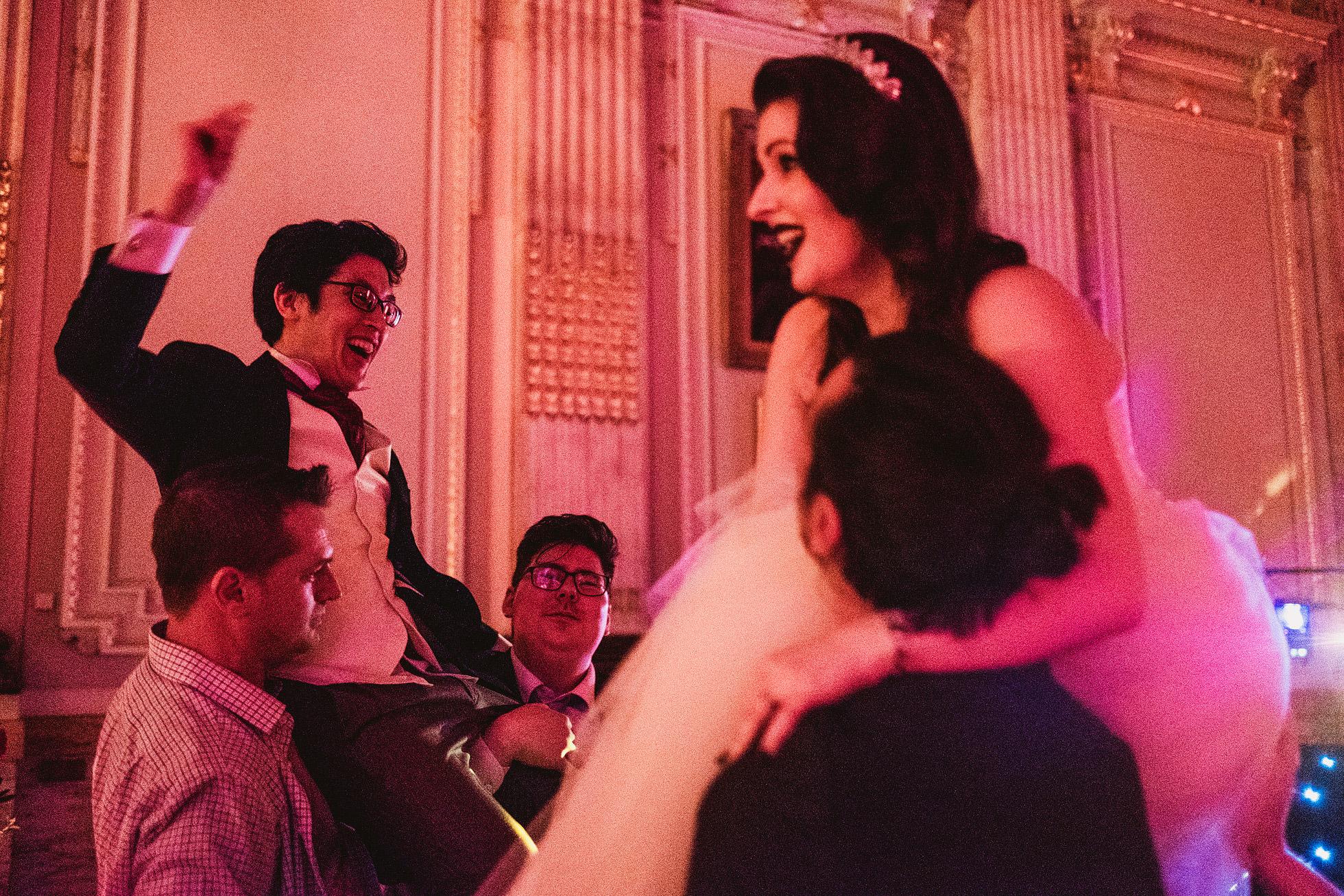 One Great George Street Wedding