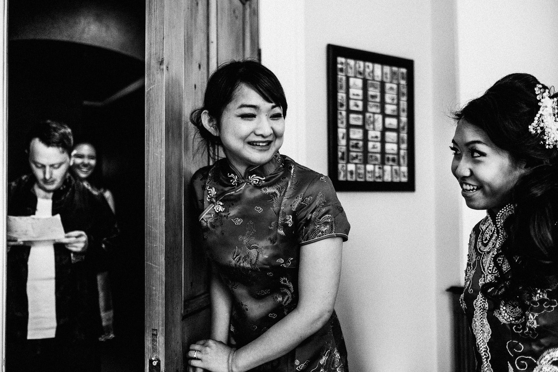Chinese Door Games Wedding Photography
