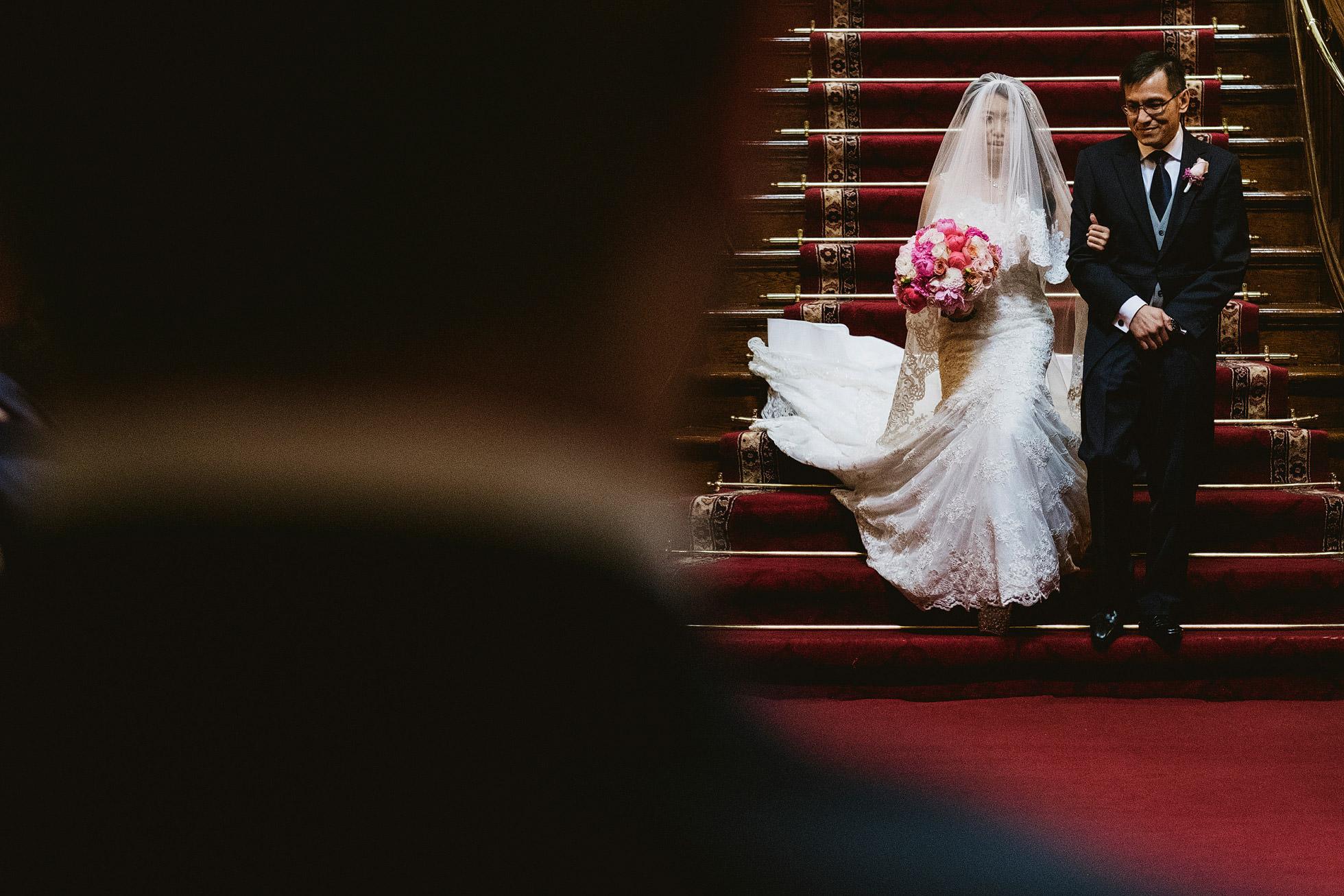 Allerton Castle Wedding Ceremony