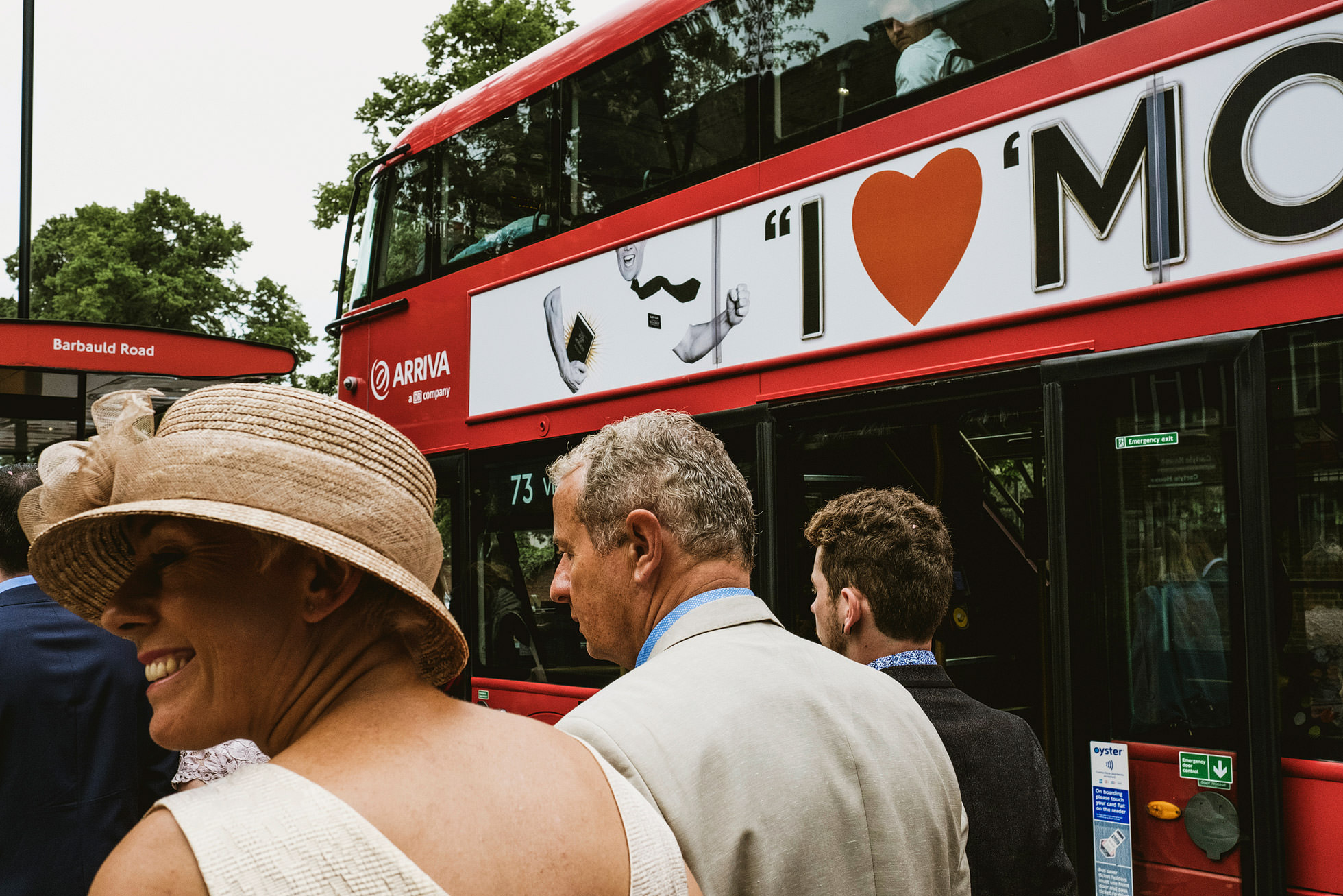 Stoke Newington Town Hall Wedding Photography