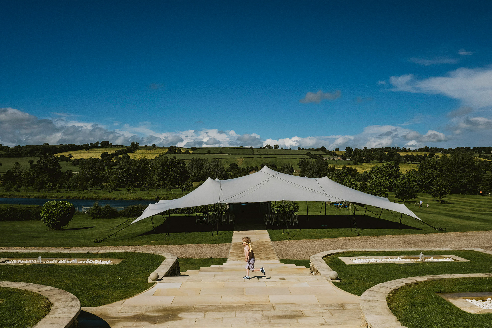 Yorkshire Wedding Barn Photography