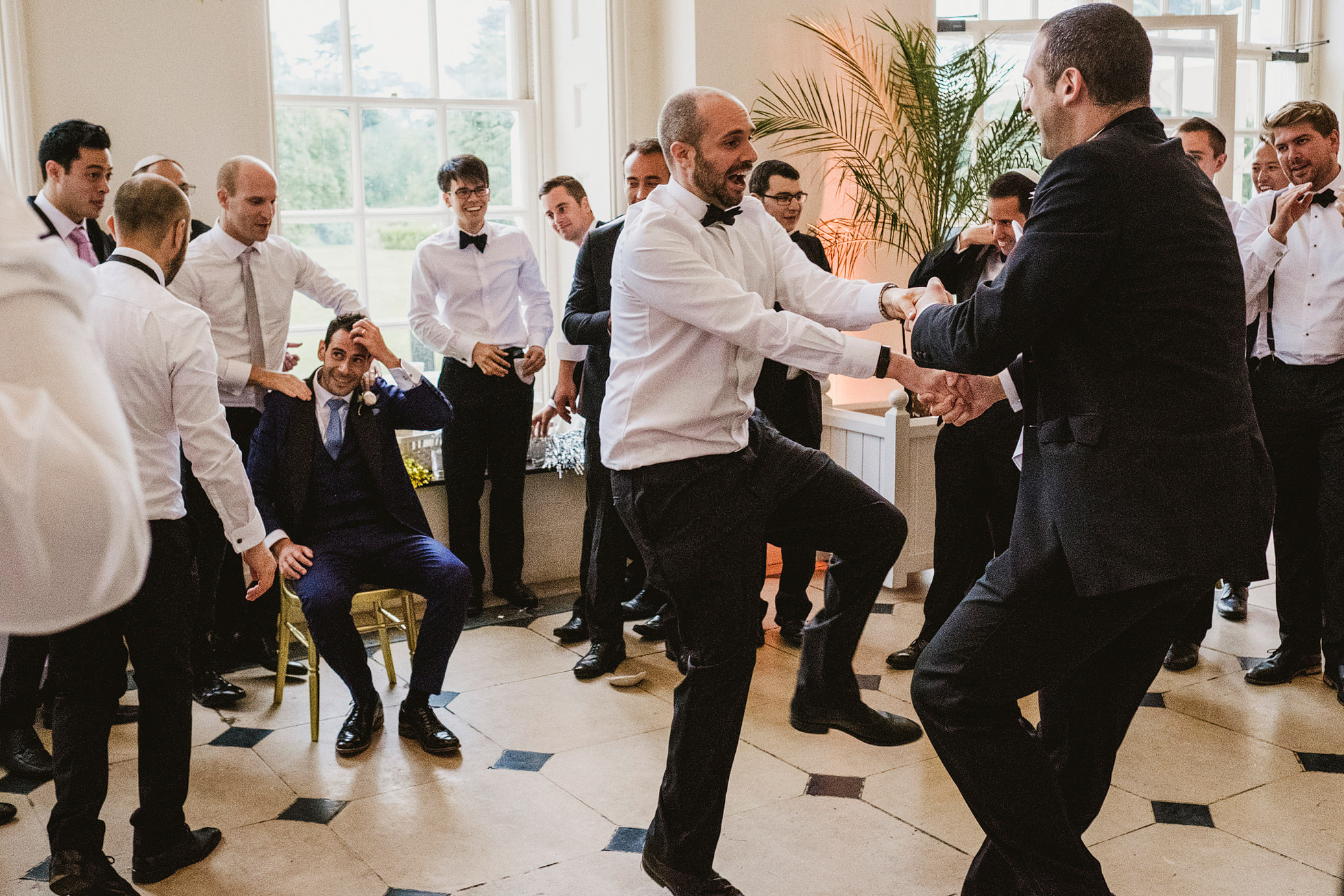 Kew Gardens Jewish Wedding Photography