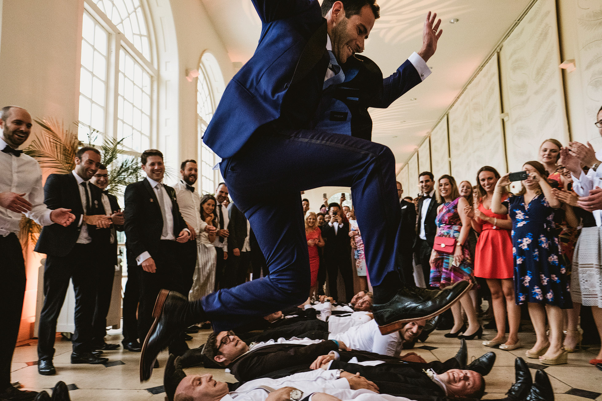 Kew Gardens Jewish Wedding Photography