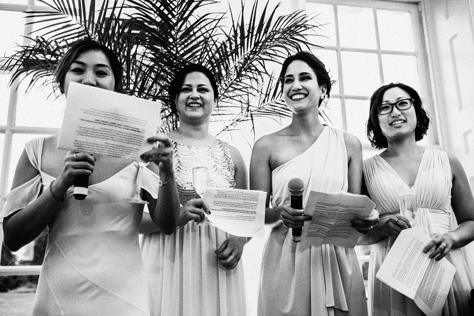 Kew Gardens Jewish Wedding Photographer