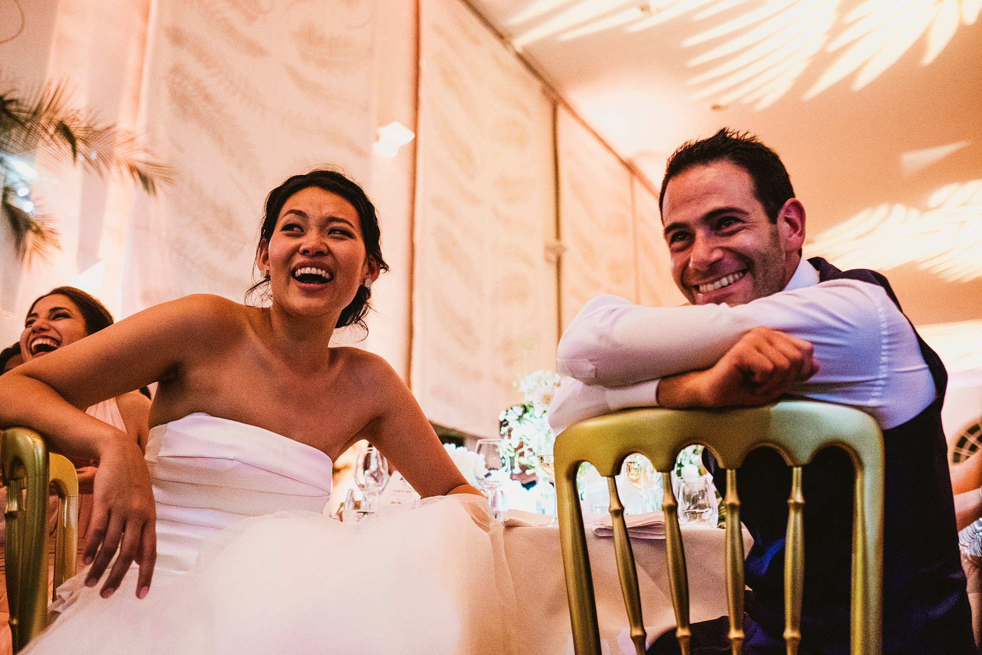 Kew Gardens Jewish Wedding Photographer