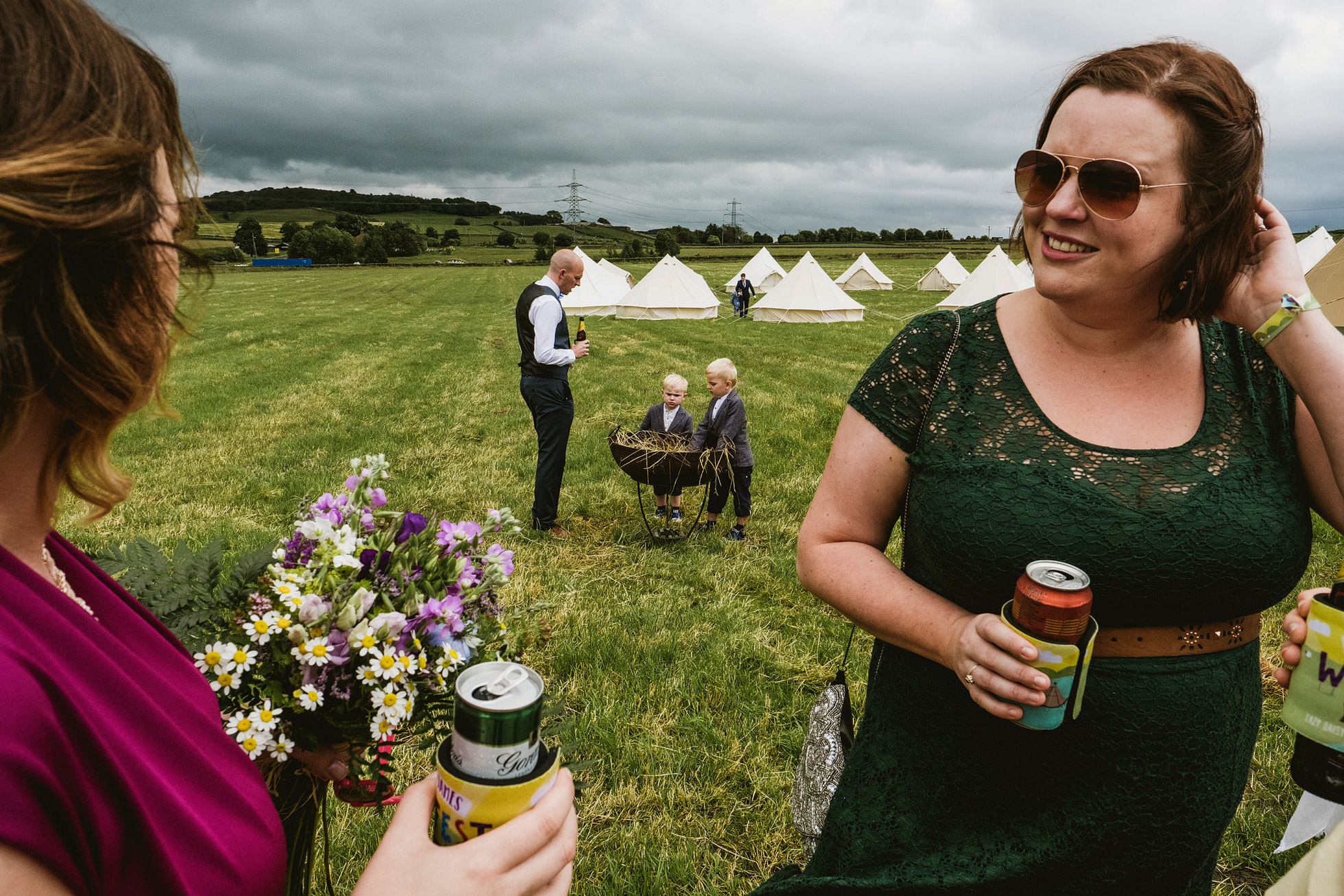 Lazy Daisy Farm Wedding Photography