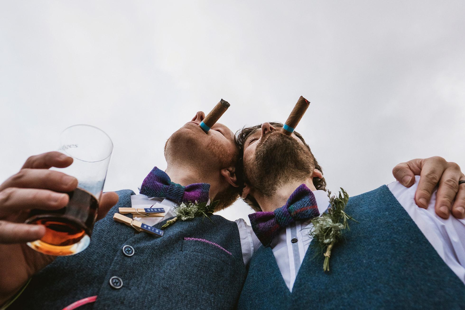 Lazy Daisy Farm Festival Wedding Photography