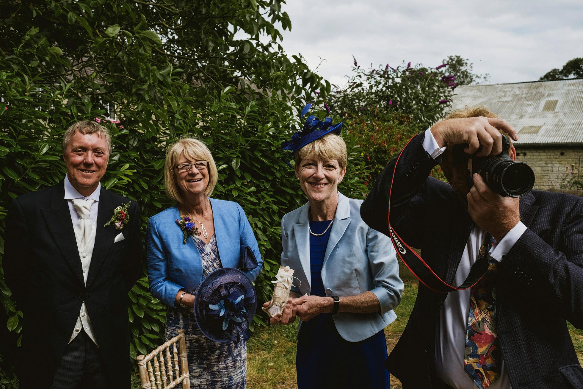 Kingsthorpe Lodge Barn Wedding Photography