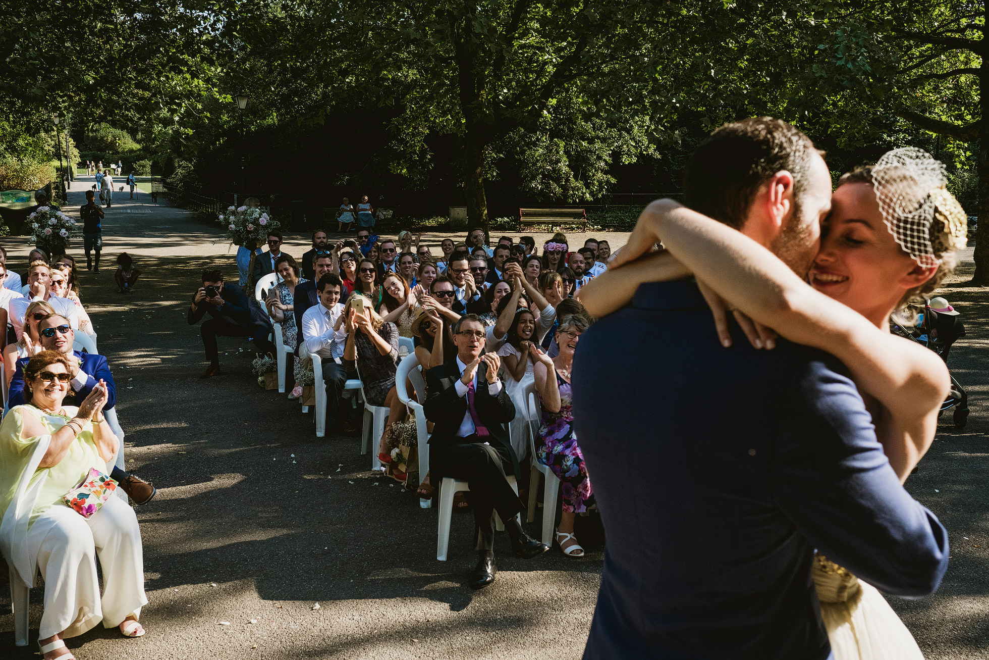 Battersea Park Wedding Photographer