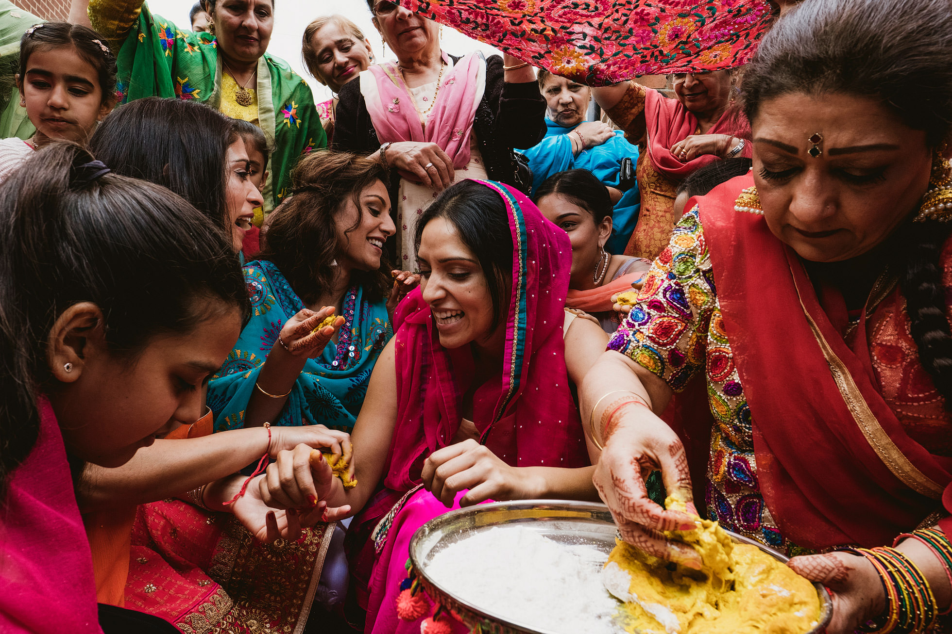 Documentary Indian Wedding Photography