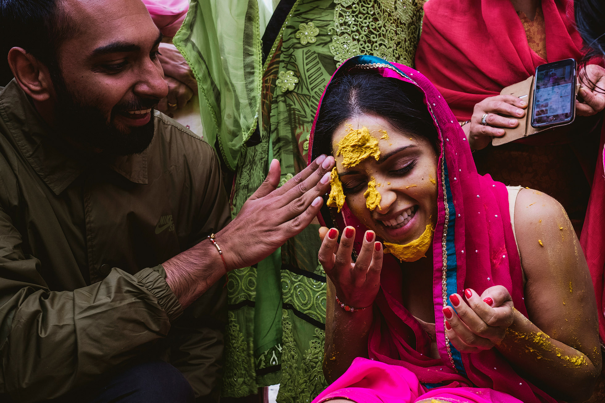 Documentary Indian Wedding Photographer