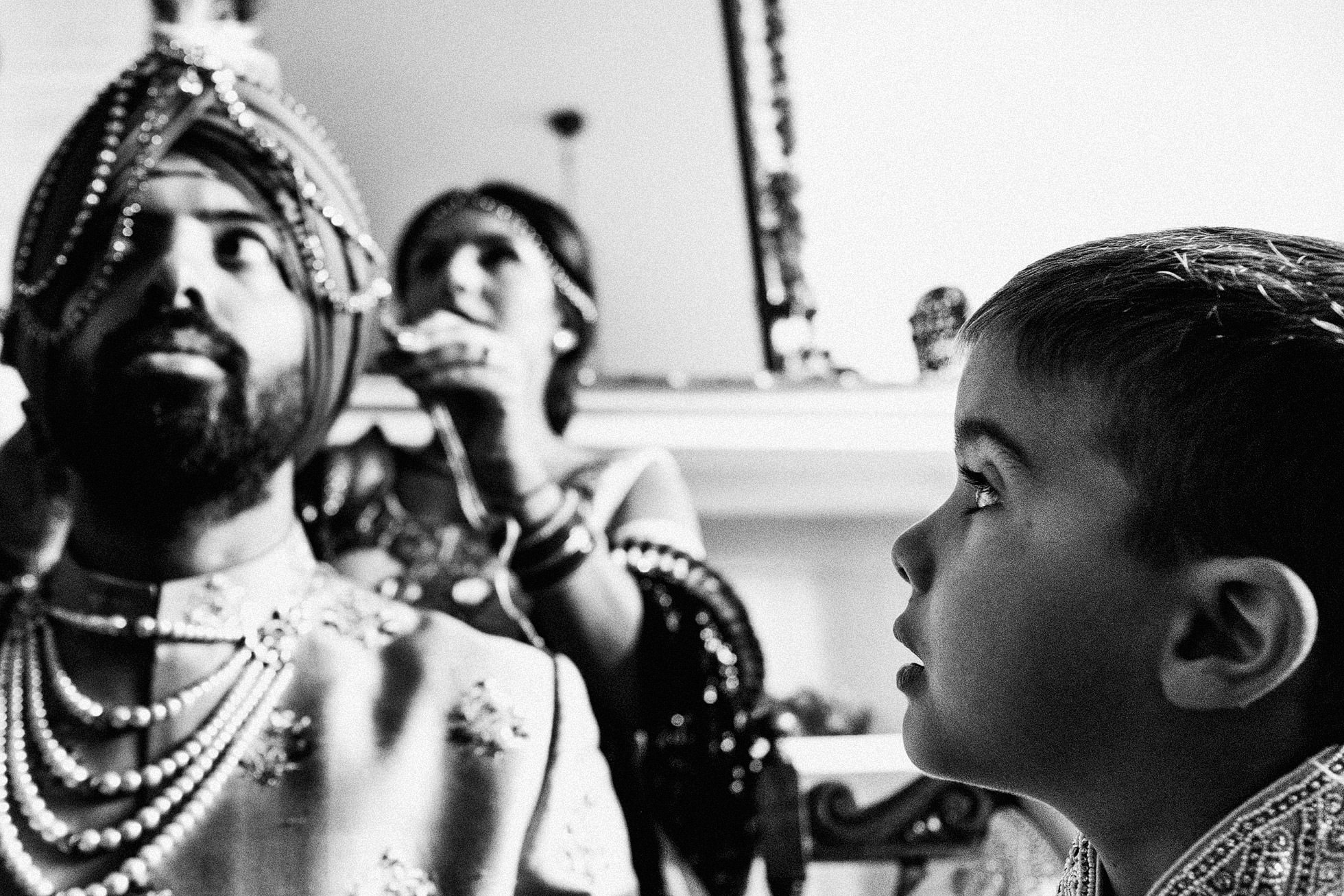 Documentary Indian Wedding Photographers