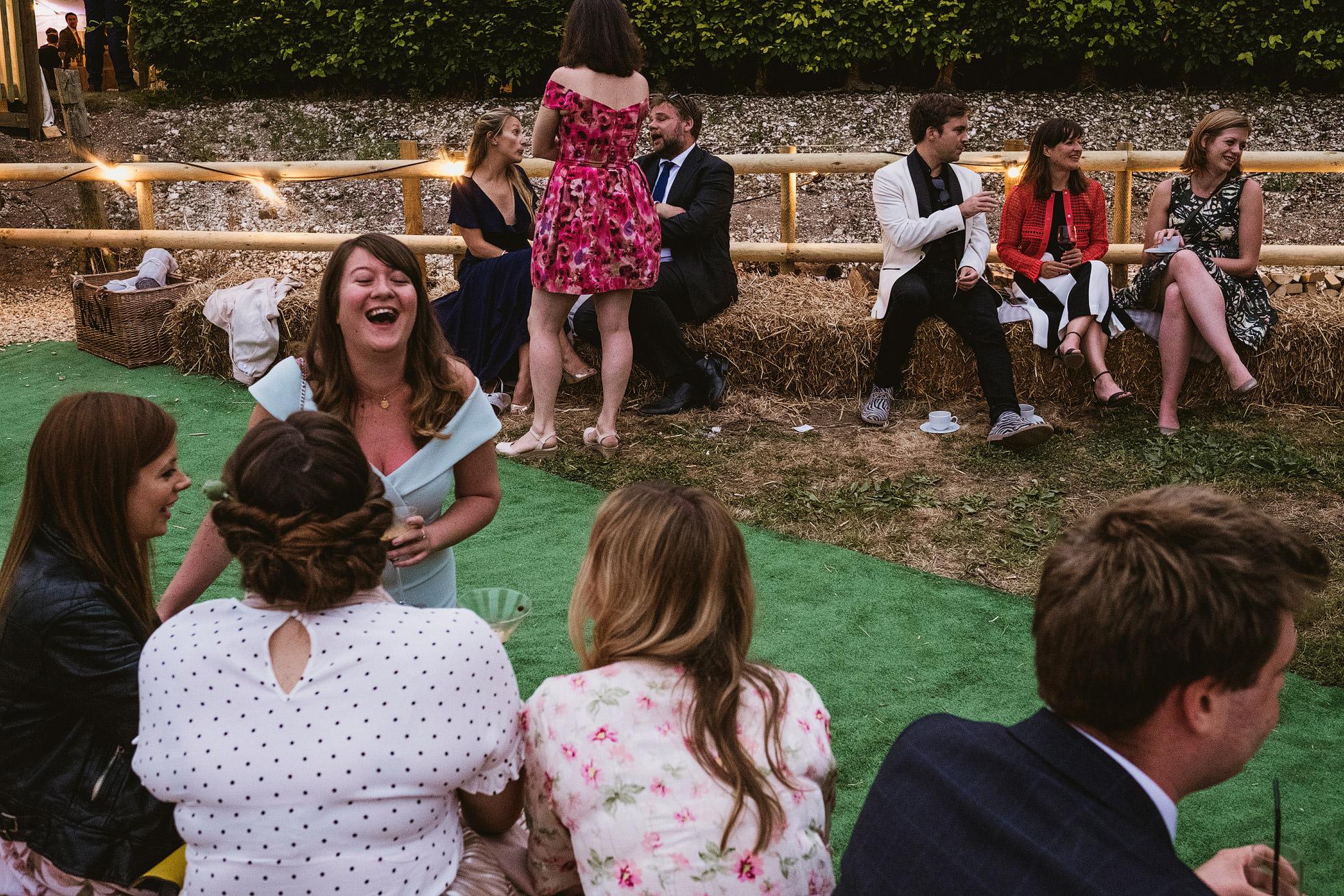 Hampshire Documentary Wedding Photographers