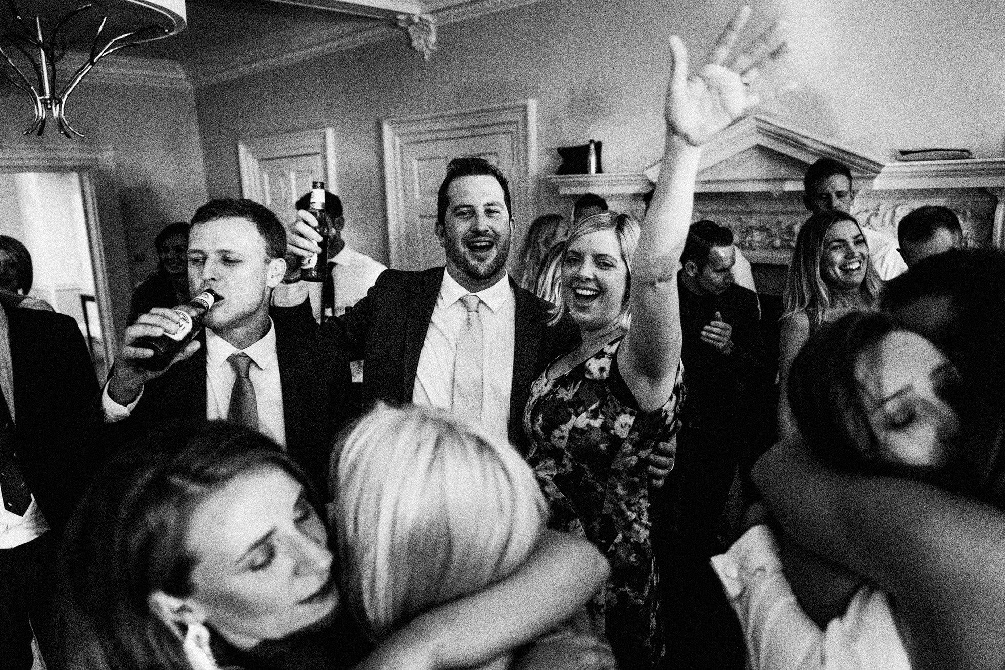 Morden Hall Documentary Wedding Photographer