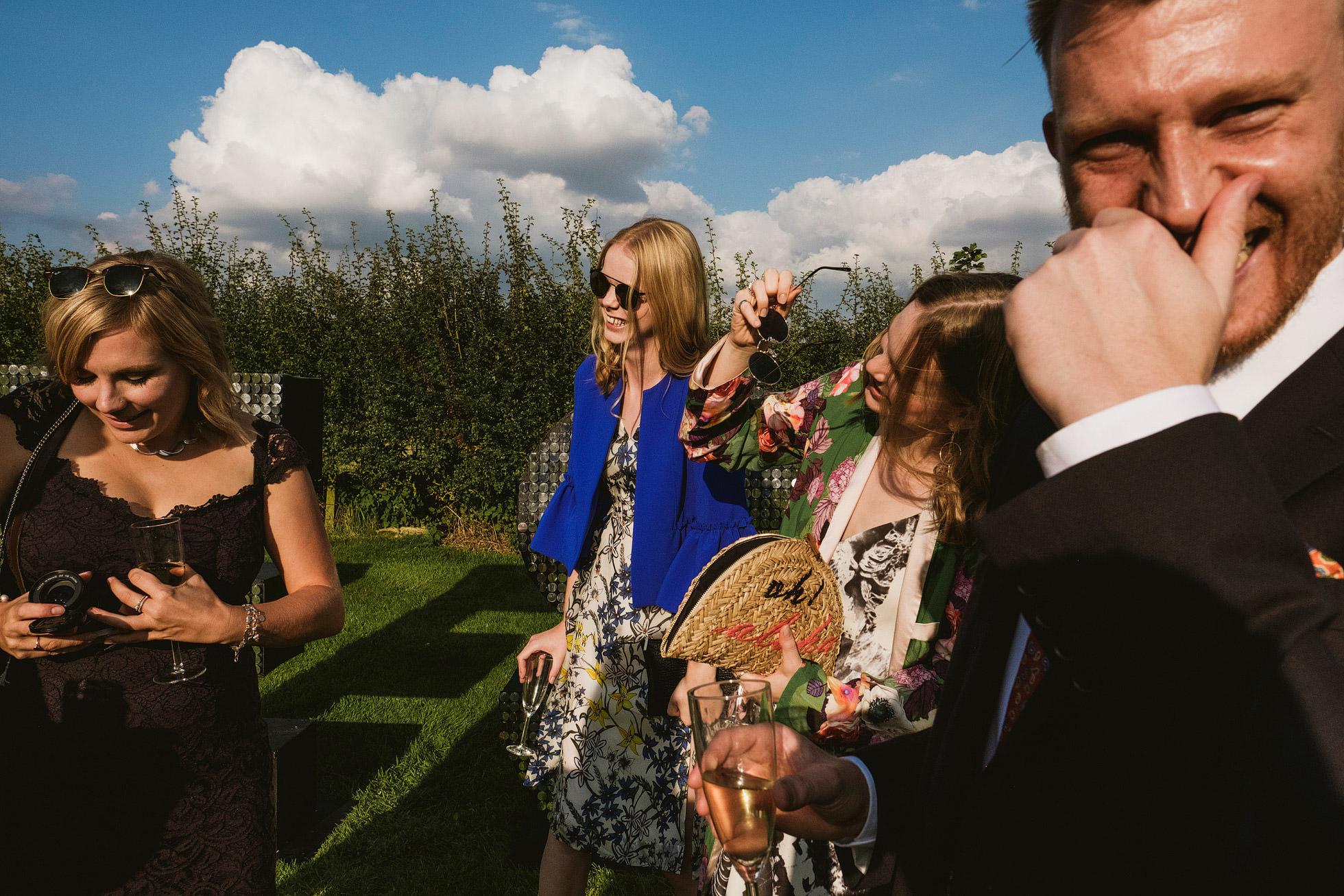 UK reportage wedding photographers