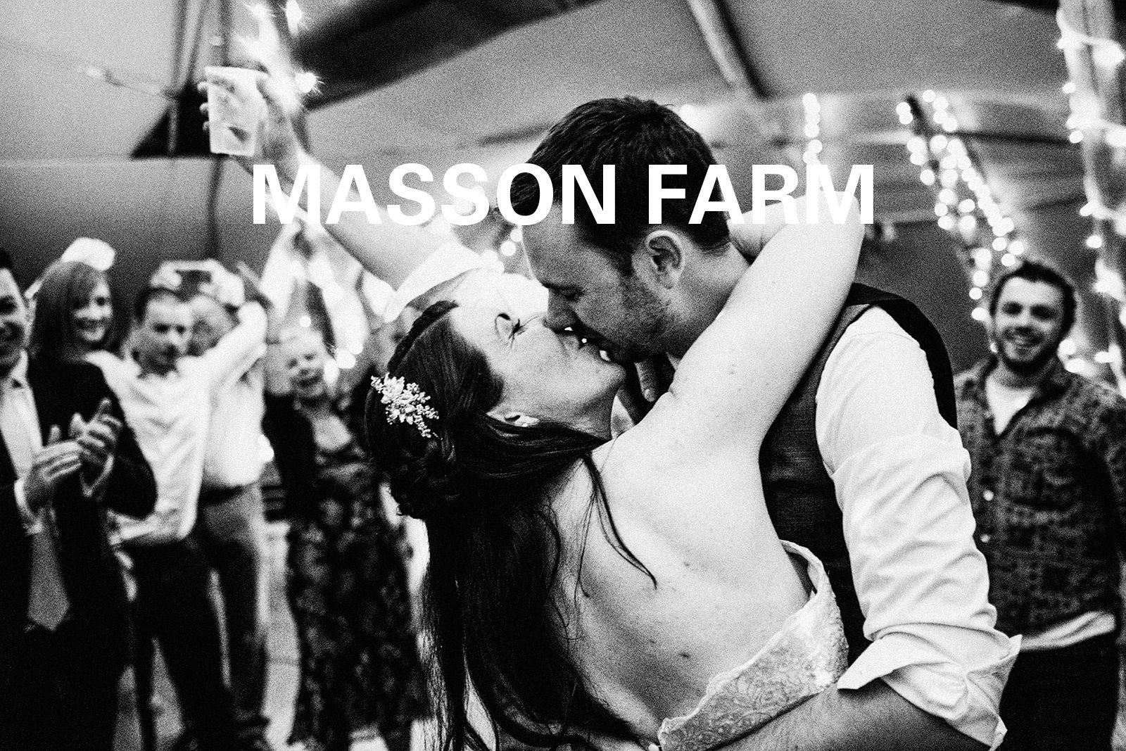 Masson Farm Weddings