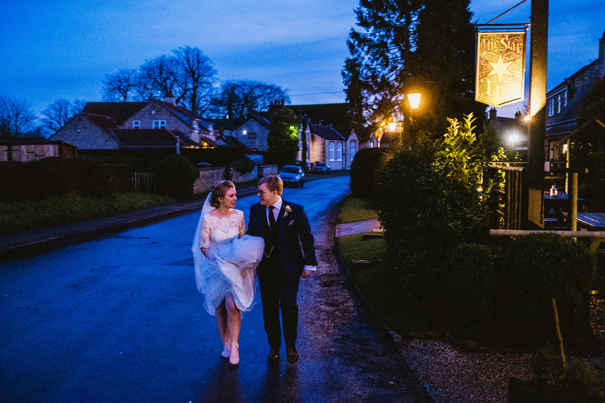 The Star Inn Wedding Photographer