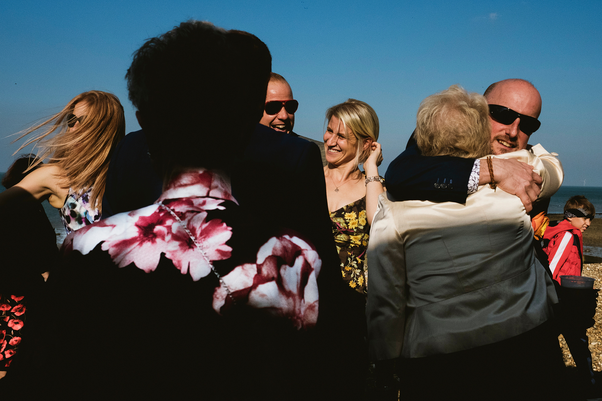 East Quay Whitstable Wedding Photography