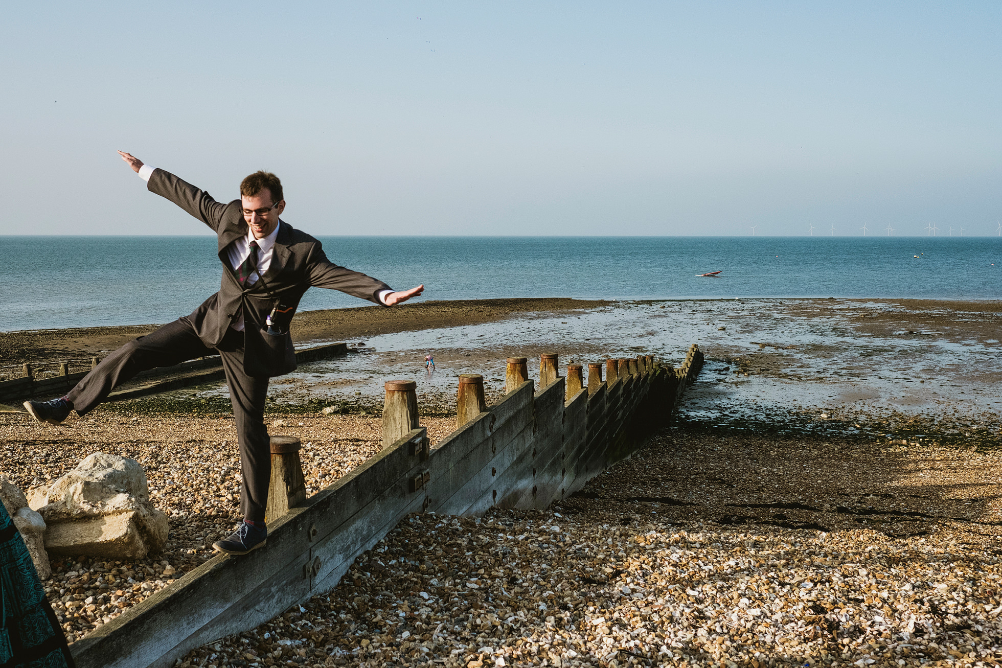 East Quay Whitstable Wedding Photographer