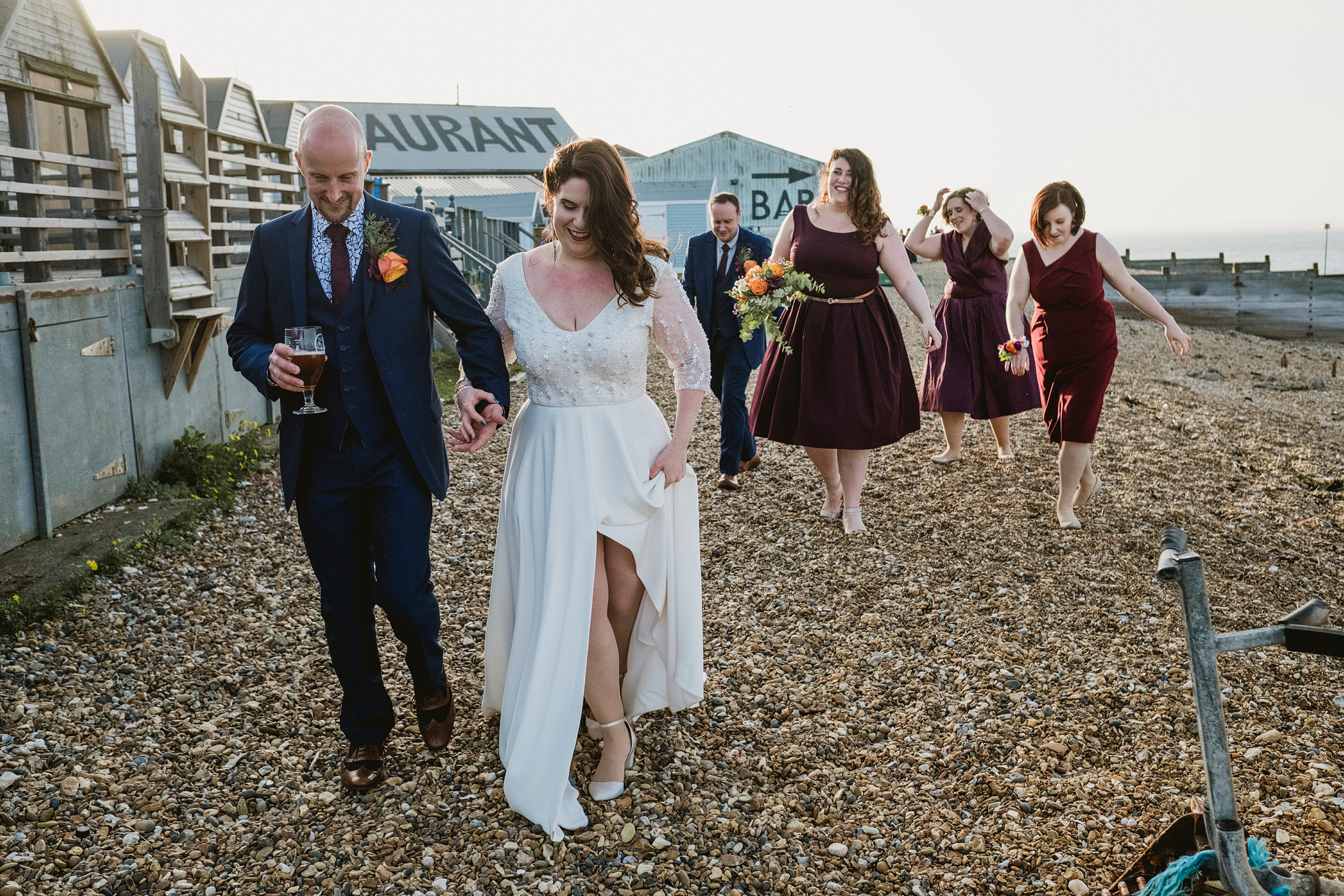 Whitstable Wedding Photography