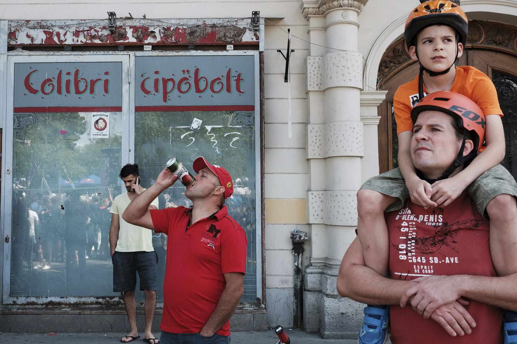 Budapest Street Photography-12