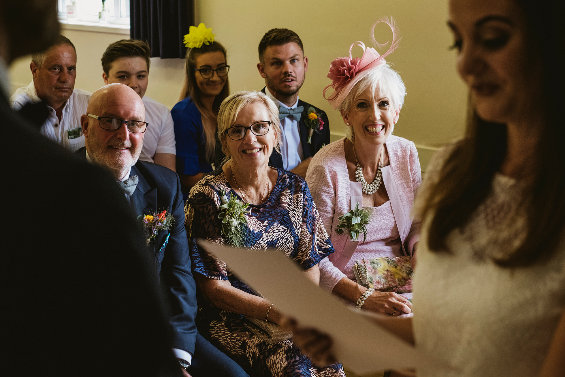 chappel village hall wedding photographer