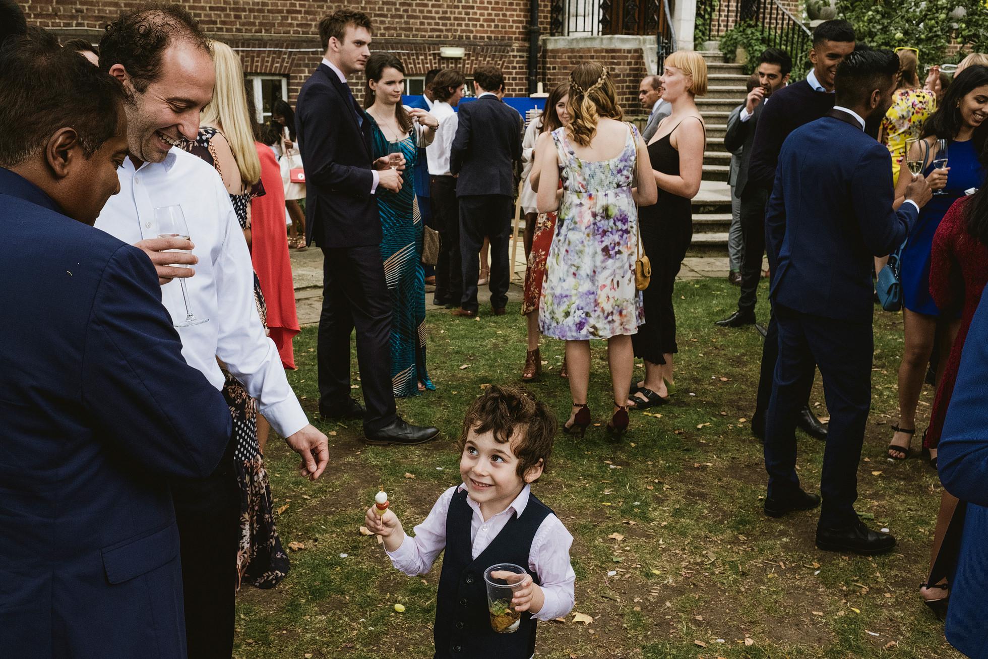 Cecil Sharp House wedding photographers