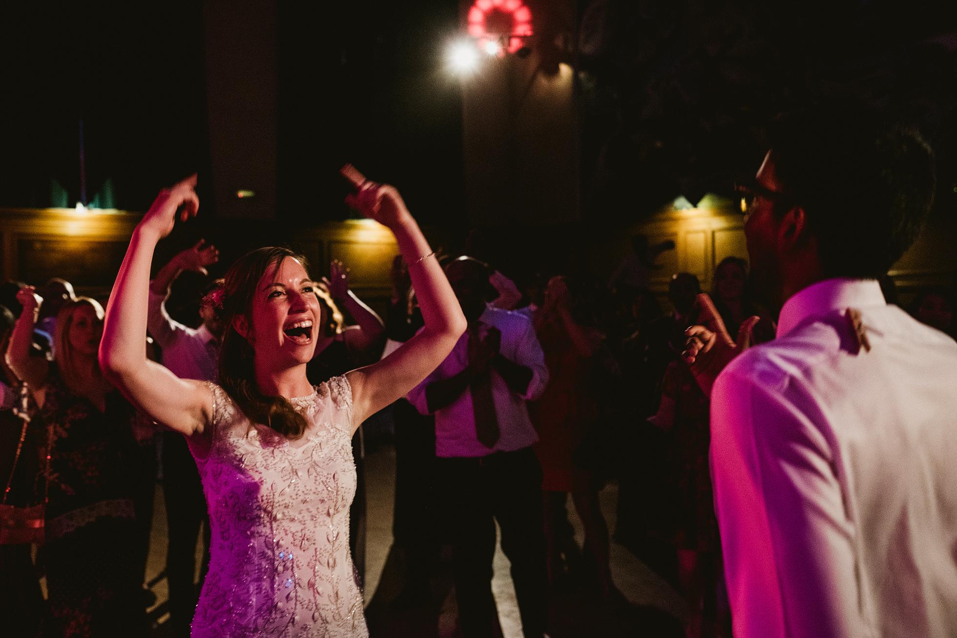 Cecil Sharp House documentary wedding photography