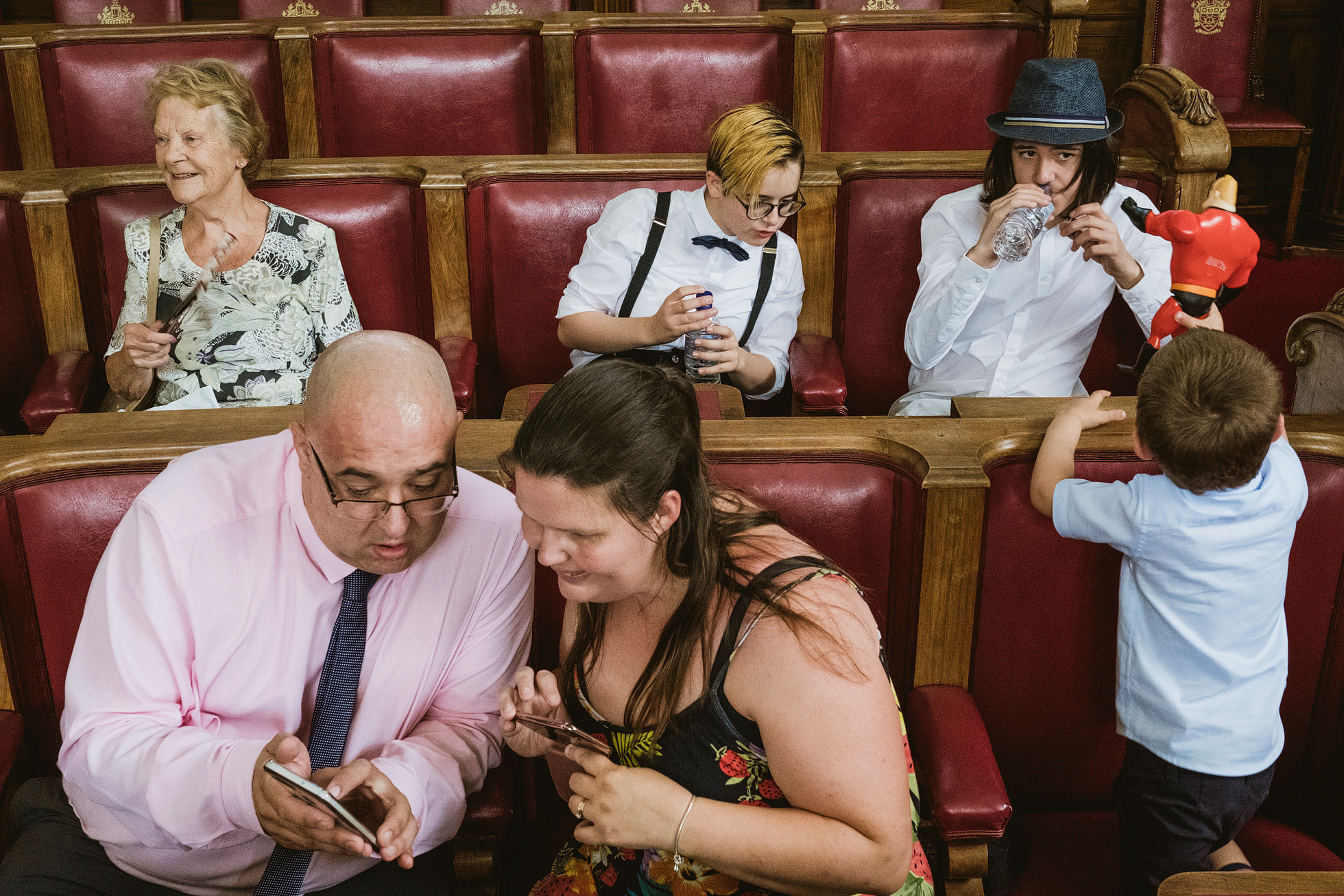 Islington Town Hall Wedding Photographers