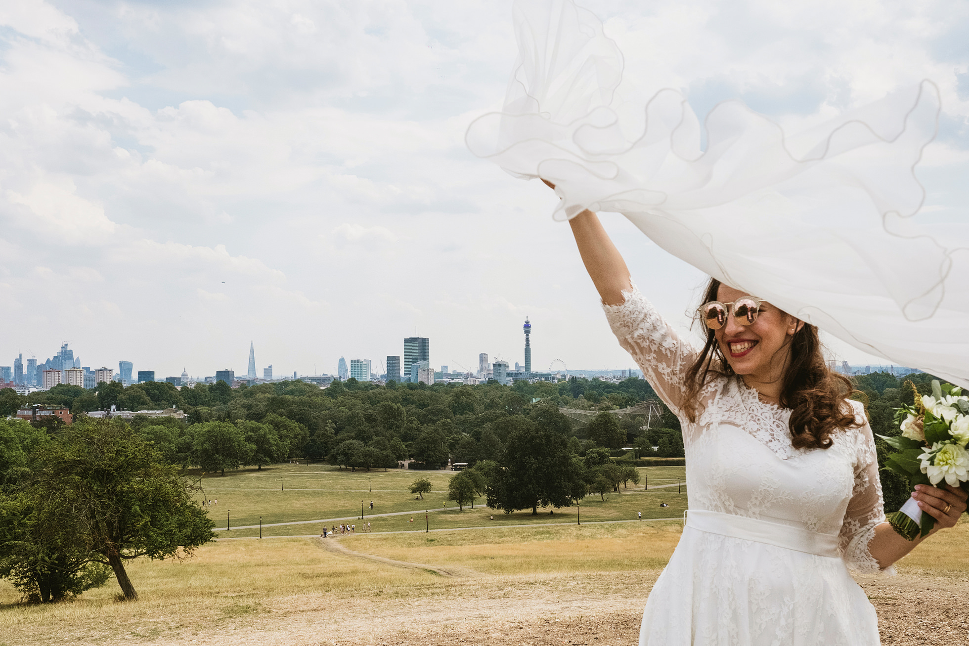 Primrose Hill Wedding Photography