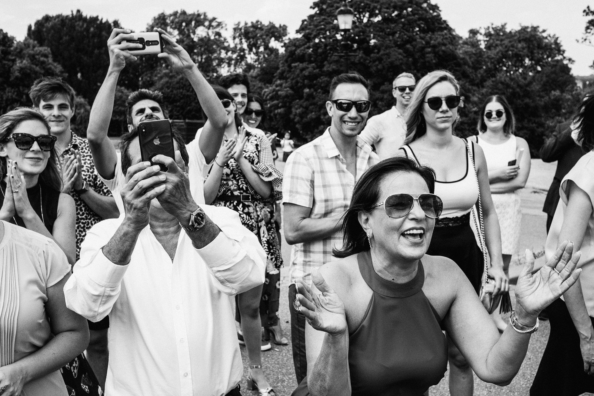 Primrose Hill Wedding Photographer