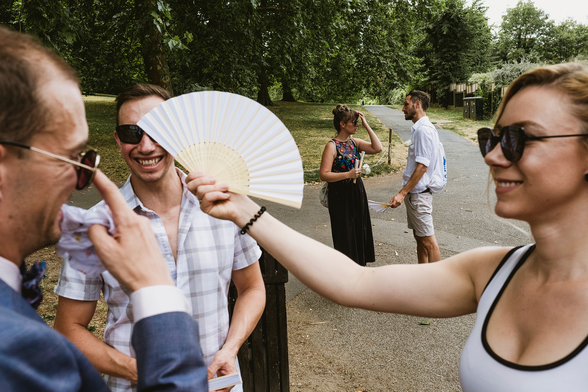 Primrose Hill Wedding Photos