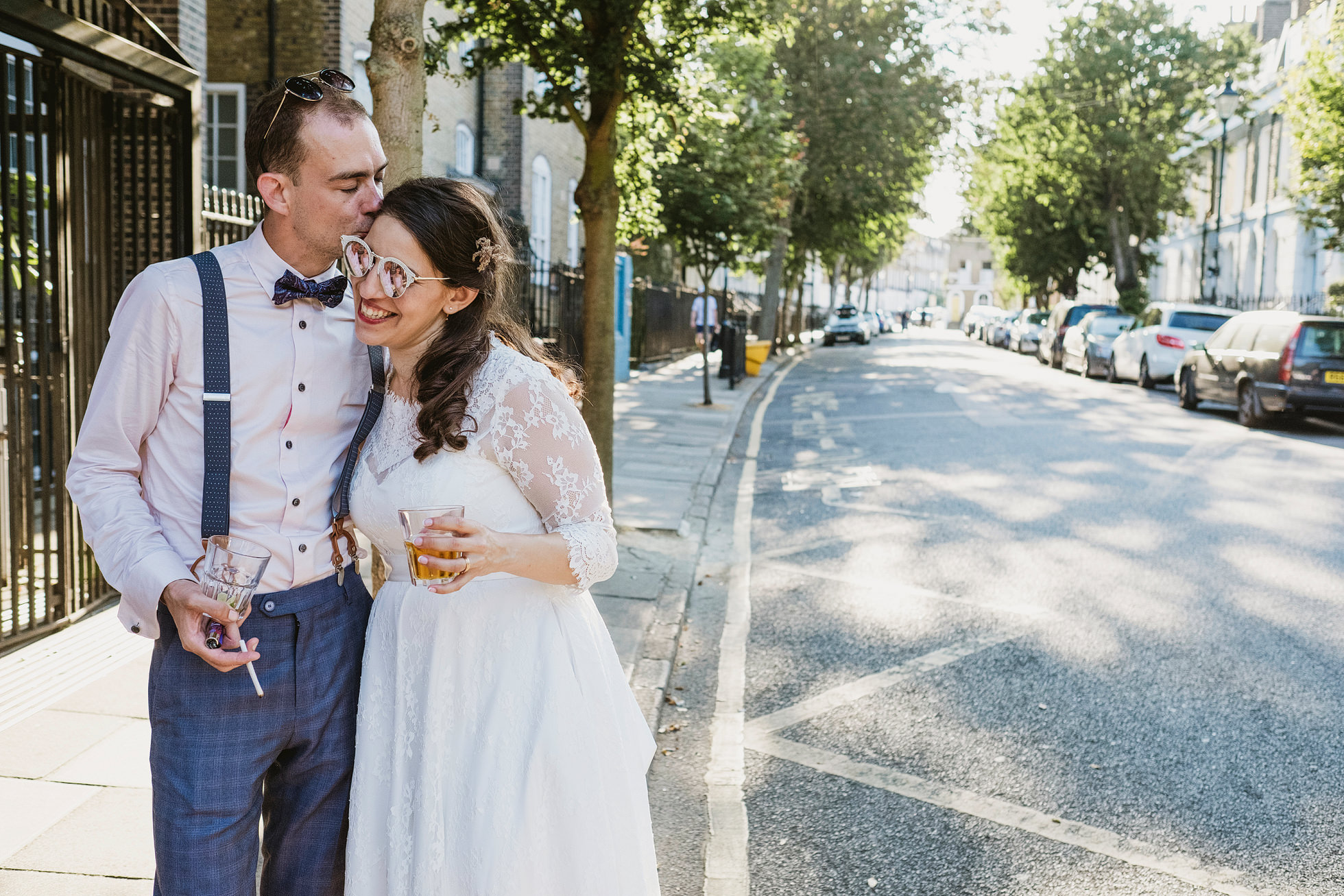 Quirky London Wedding Photographer