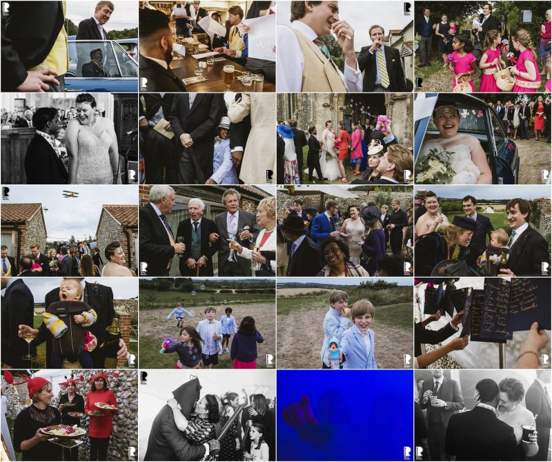 Award Winning Reportage Wedding Photographs