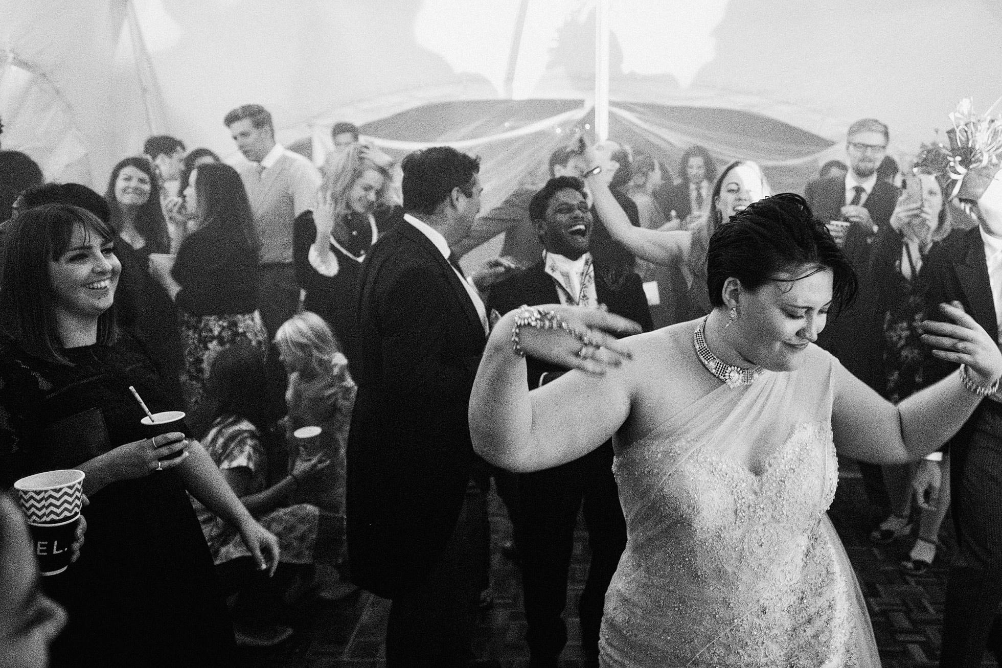Barn Drift Wedding