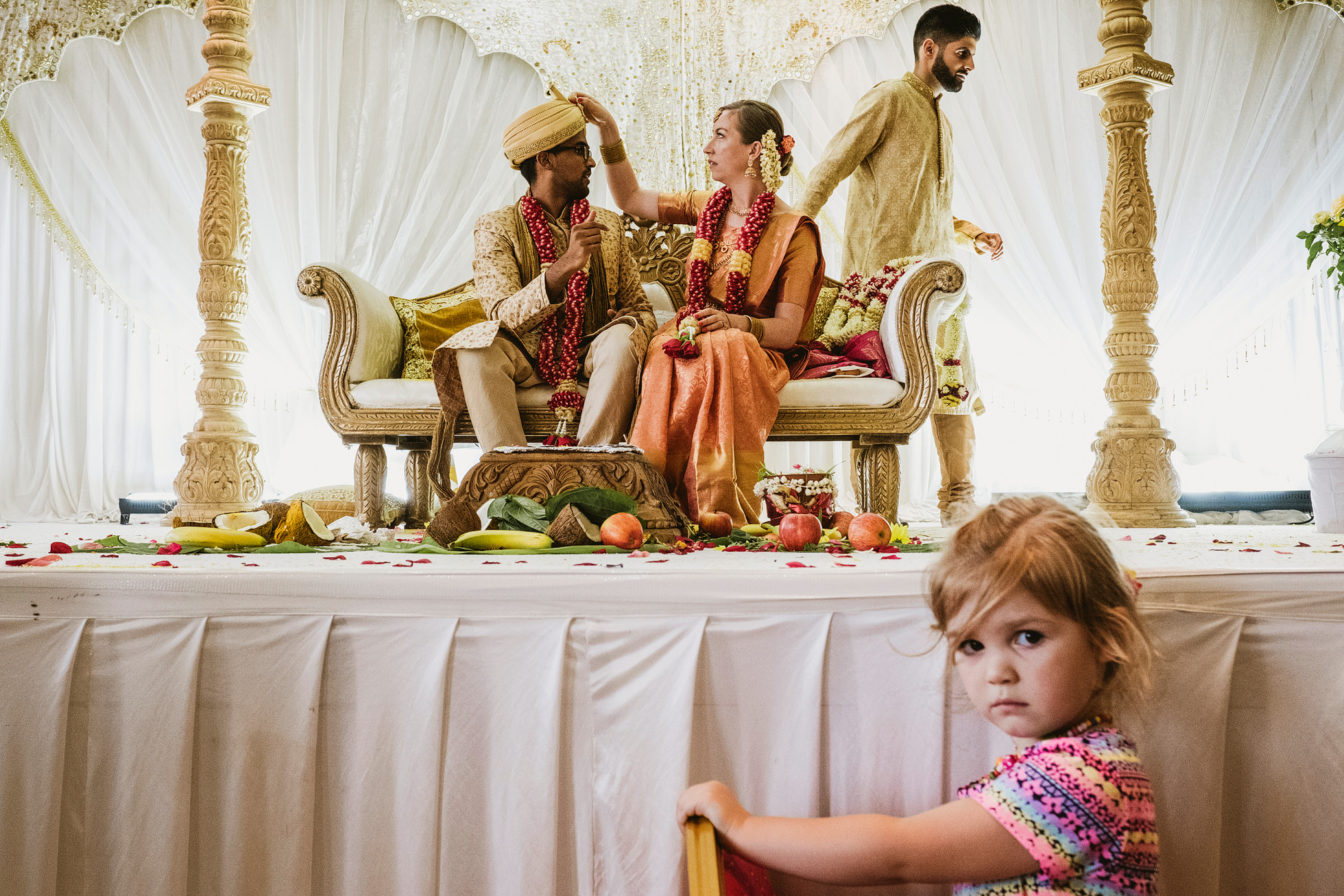 award winning documentary wedding photographers