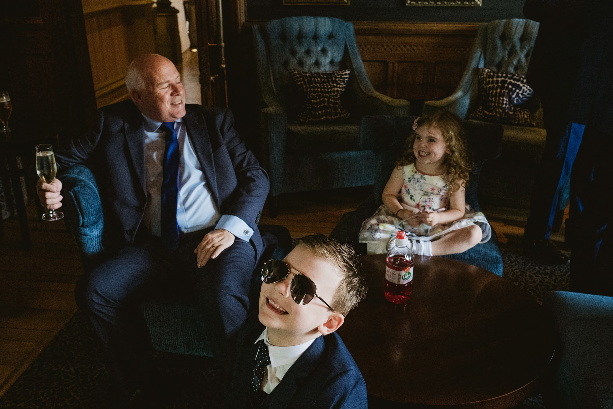 Rockliffe Hall wedding photographer